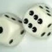 misnumbered dice